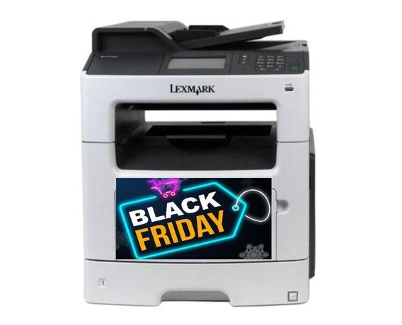 лазерен принтер, МФЦ устройство Lexmark МX410dе