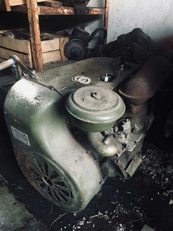 Бензиновый двигатель (ДВС) УД25