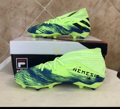 Ghete de fotbal adidas Nemeziz 19.3