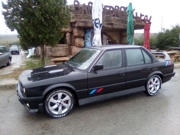 БМВ Е30 -Тунинг