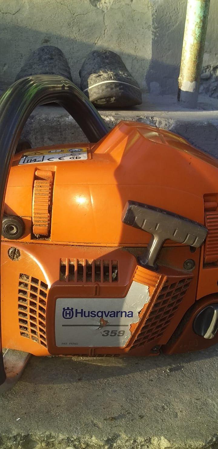 Vând drujba Husqvarna 359