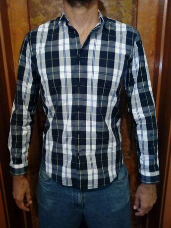 Zara - оригинална мъжка риза, като нова!