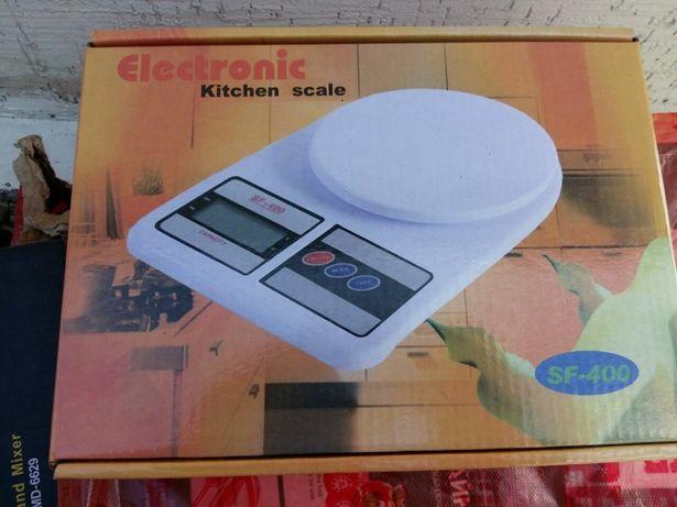 Точные Весы кухонные до 10кг новые в упаковке