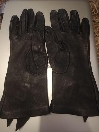 Кожени ръкавици дамски