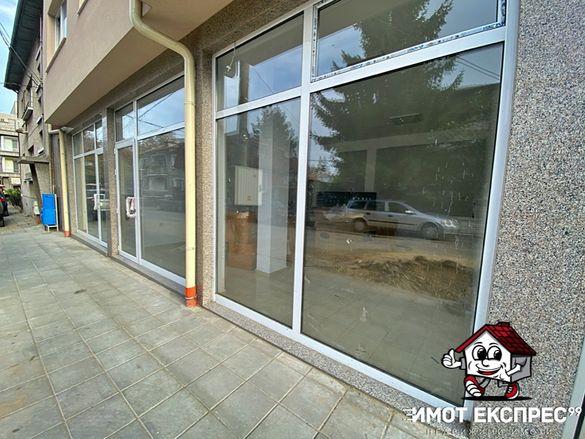 Магазин 2 нива, по 40кв.м, ново строителство