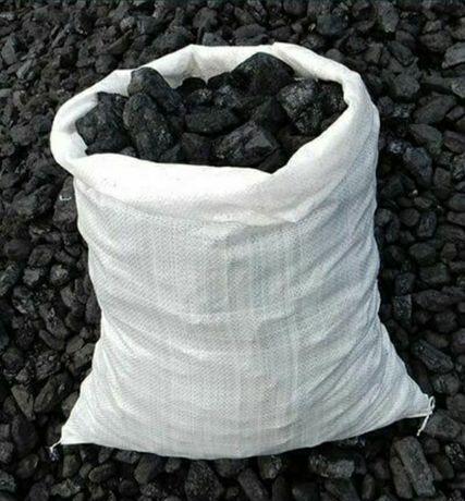 Продам уголь в мешках