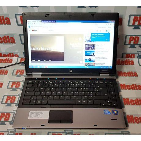 LAPTOP HP Probook 6450B PROCESOR I3 380M 2.53 GHZ 4GB RAM 320GB HD
