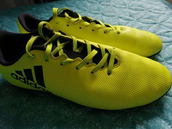ADIDAS Футболни обувки бутонки X 17.4 FXG J