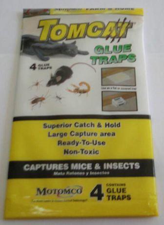 Клеевая ловушка от скорпионов, насекомых и грызунов.