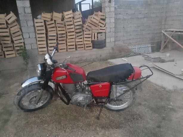 Мотоцикл планета 5