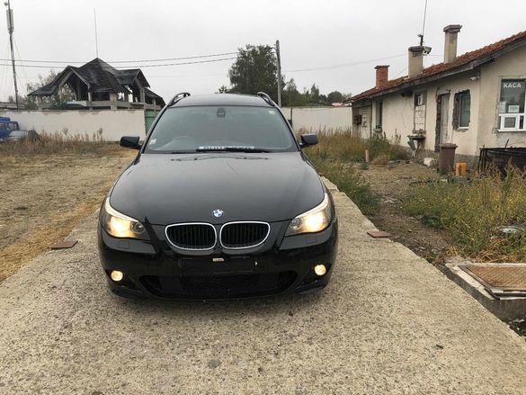 БМВ Е61, 525д, 177кс НА ЧАСТИ (BMW E61, 525d, 177hp BA CHASTI)
