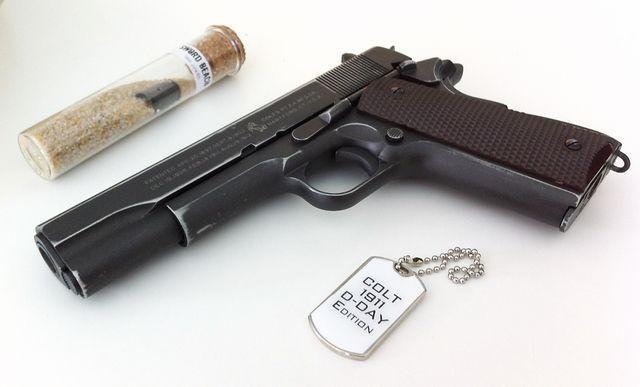 Pistol COLT MODIFICAT!!Airsoft Incredibil SemiAutomat Co2 pusca cu gaz