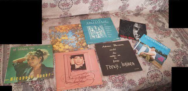 7 bucati Vinyl'uri de Colectie