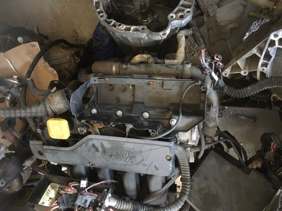Turbo land rover freelander 1 TD4 Vaslui - imagine 1