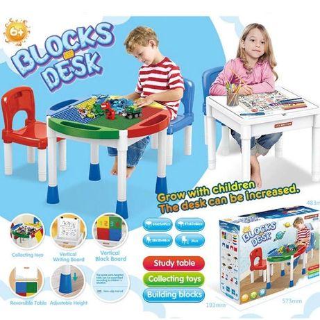 Лего стол. Подарок ребенку.