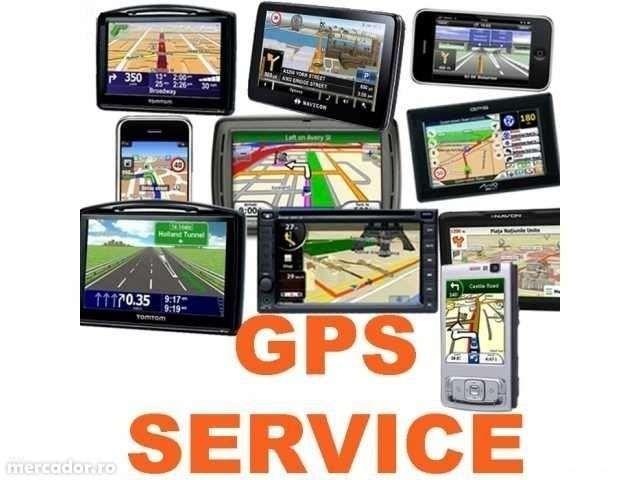 service deblocare actualizare harti navigatie gps tulcea Tulcea - imagine 1