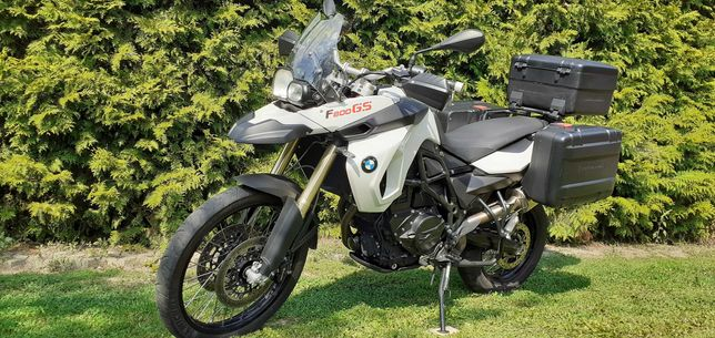 BMW F800 GS din 2011