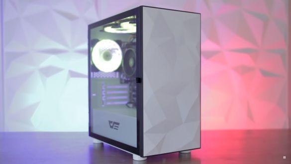 Геймърски компютър Saphire R7 370 Nitro, i5 2400, 8gb RAM Gaming