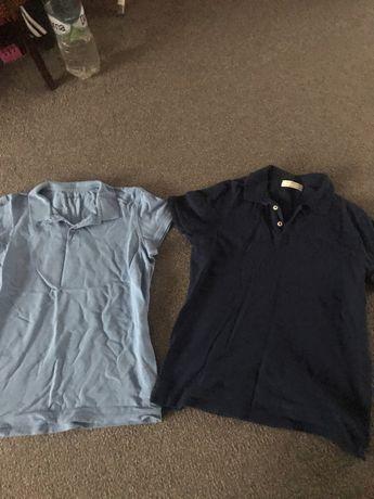 Lot tricouri Polo Zara si In Extenso 152 cm