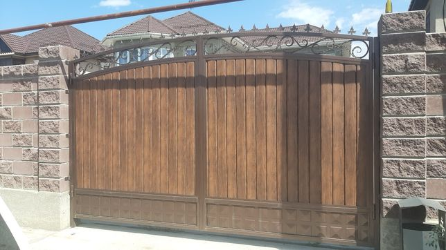 Ворота откатные от 250000