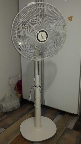 Вентилятор напольный с пультом дистанционного управления Elenberg