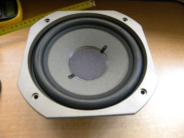 Difuzor de Bass - Grundig - 40W / 4 Ohm