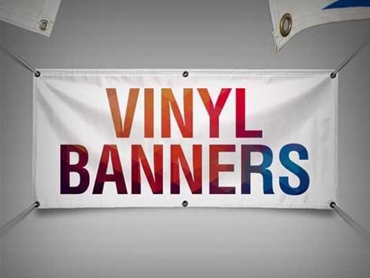 Banner publicitar personalizat