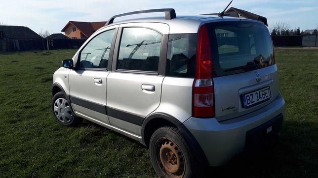 Fiat Panda 2005 4x4