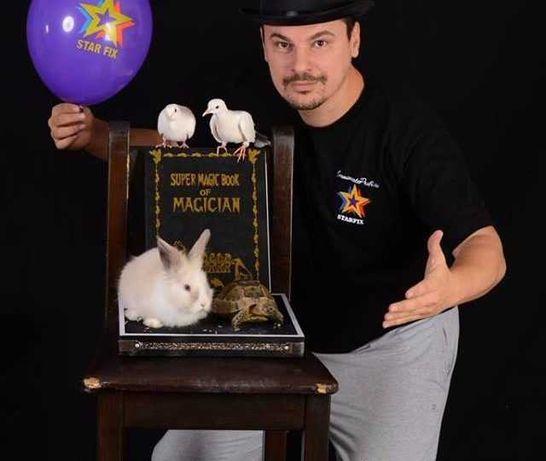 Spectacol de magie, teatru de papusi si Mini Zoo