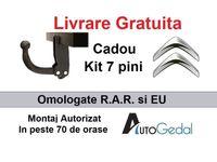 Carlig Remorcare Citroen C4 Aircross Livrare Gratuita - Omologat RAR