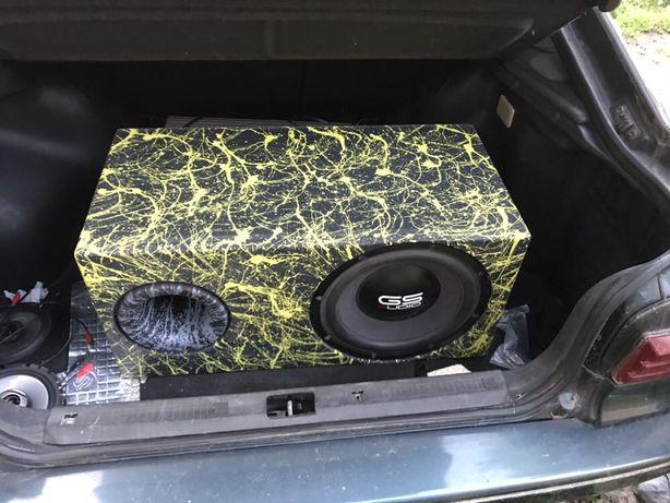 Subwoofer 13 Focal ( re audio dd spl b2 audio)audison lrx