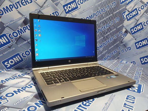 HP EliteBook 8470p /i5-3320M/ 4GB/Гаранция 6мес.