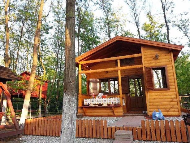 Cabana Lac Milcov