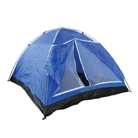 Двуместна палатка HERLY, Куполна, 200х120х100 см