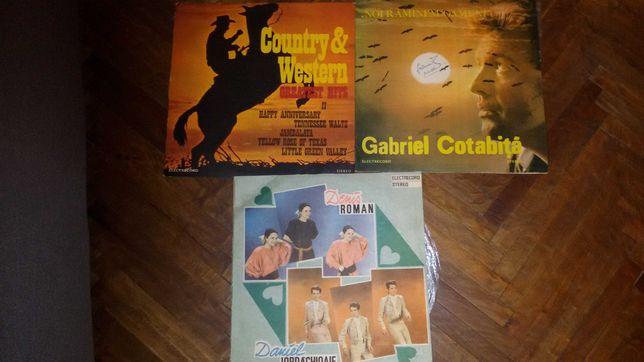 "Vinil ""Country & Western""/Gabriel Cotabita/Daniel Iordachioaie"