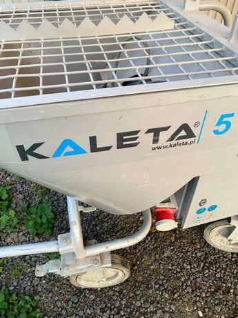 Штукатурная станция Kaleta 5