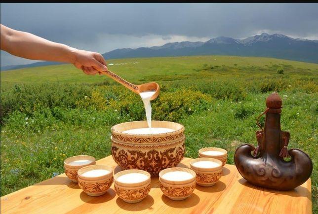 Продам свежий Катон-Карағайский Кумыз привезён из села Барлық (Печи )