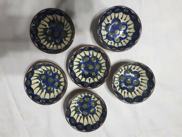 Servici de farfurii din ceramica