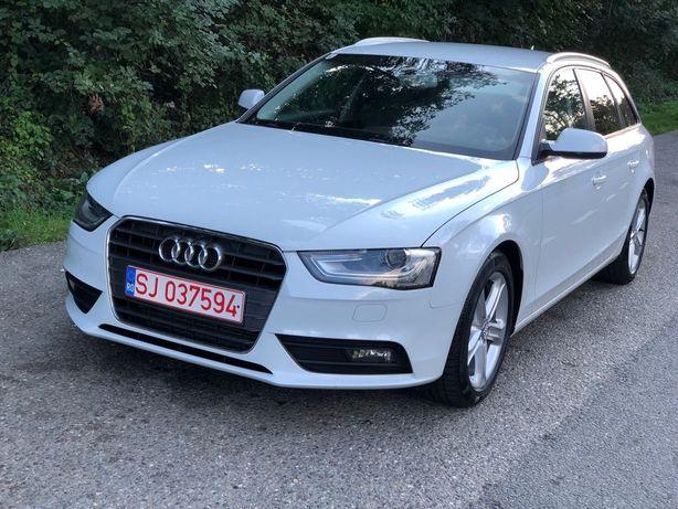 Audi A4 Facelift 2013 Euro 5!!!