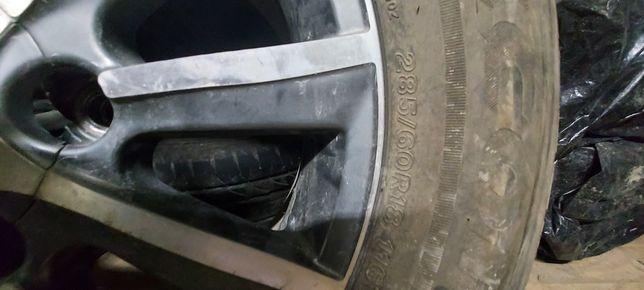 Продам зимние шины с диском