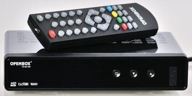 Приставки цифровые тюнер тв 24 канала