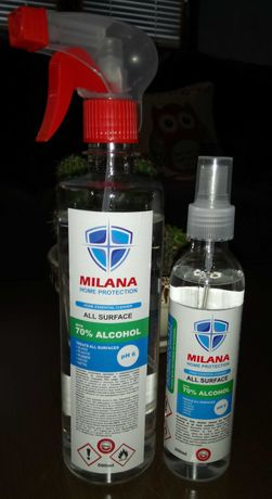 Почистващ препарат Милана