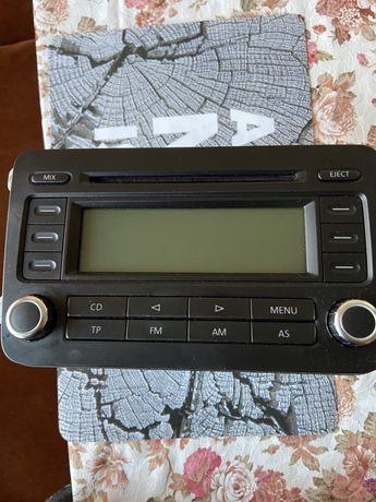 Радио и сд за пасат Б6