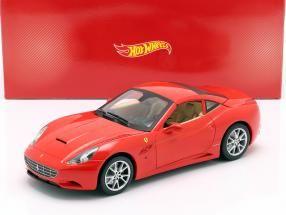 Ferrari California V8 Hardtop 1:18 HotWheels умален метален модел