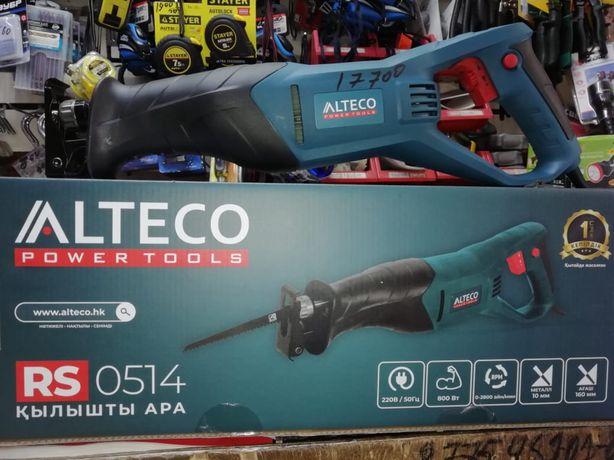 Сабельная пила ALTECO RS 0514