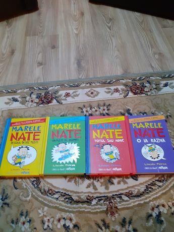 """Carti """"Marele Nate"""" vol 1;3;4;5"""
