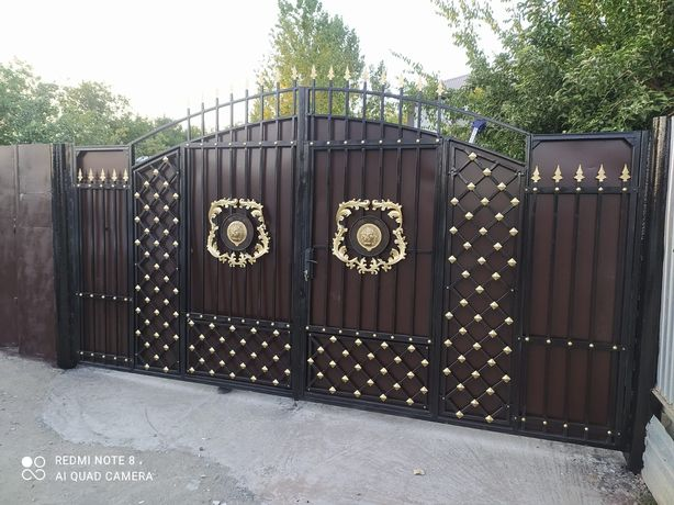Ворота, навес, сварка Атырау