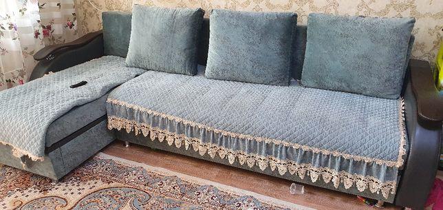 Мягкая мебель диван раскладной