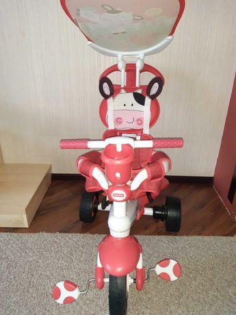 Продам велосипед детский трёхколёсный Fisher-Price