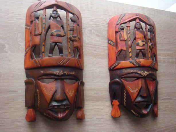 masti africane ,sculpturi manuale
